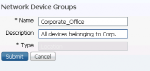 Network device group