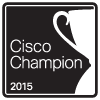 Cisco Champion 2015 Rob Rademakers